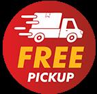 free pickup
